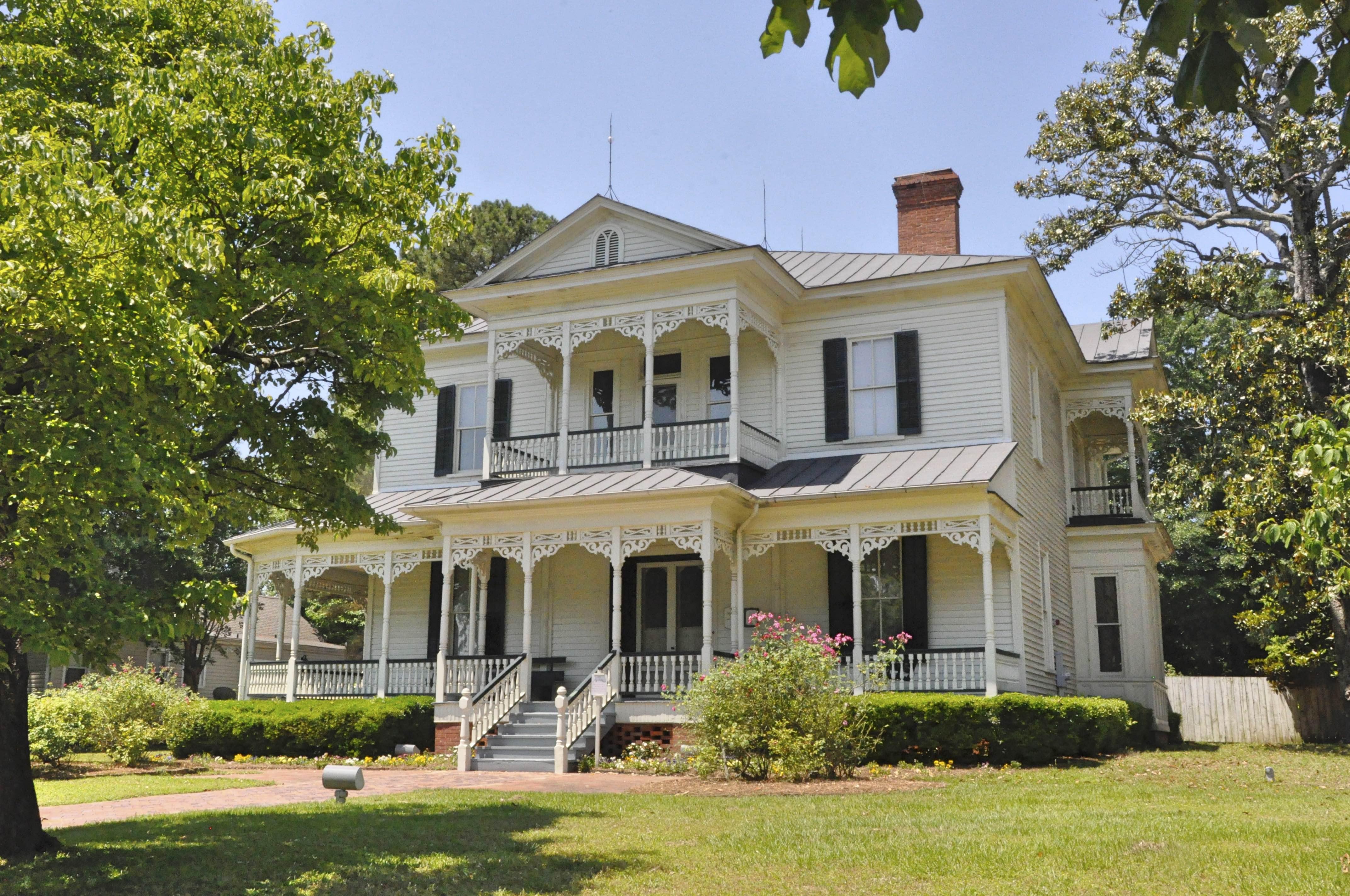 Edgar Allan Poe's House, Fayetteville, North Carolina | The